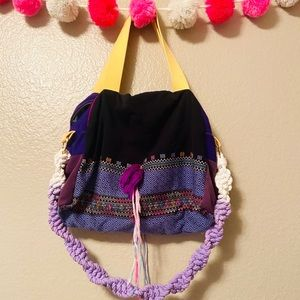 Tricia Fix for Free People bohemian bag